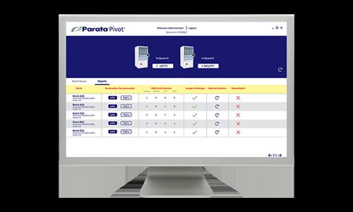 Pivot for PASS Sofware Platform
