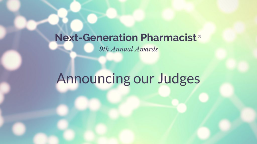 2018 Next-Generation Pharmacist Judges