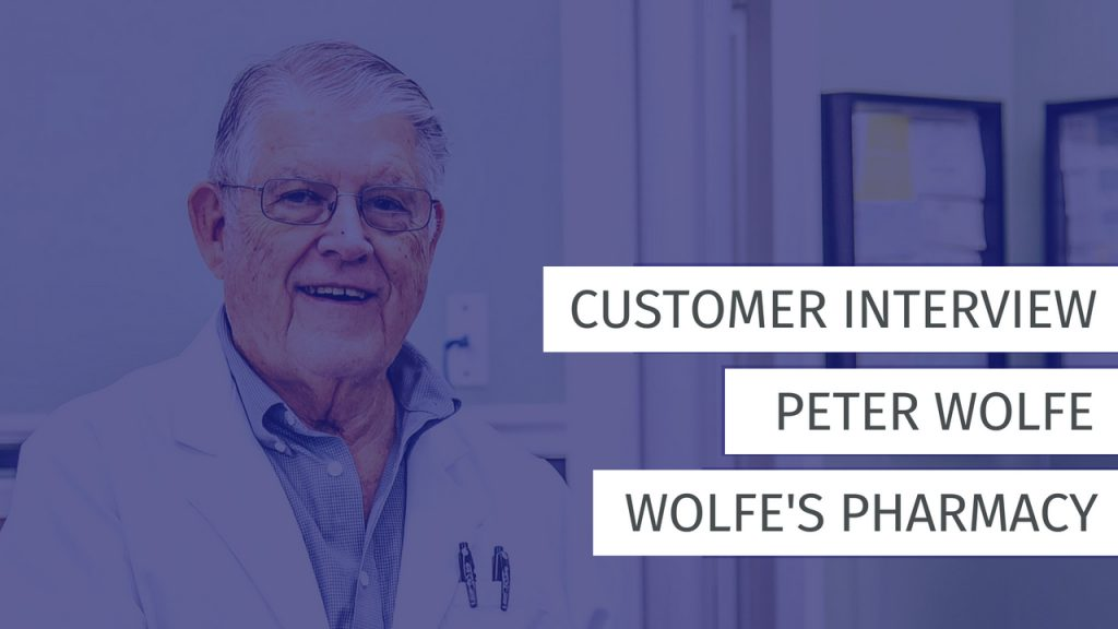 Peter Wolfe Customer Interview video