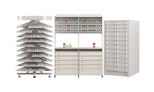 HD Stock Efficient Shelving Solution
