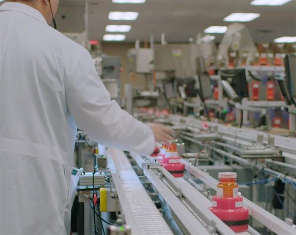 Pharmacist verification of central fill prescription bottles